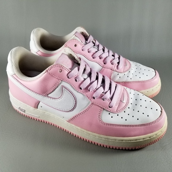 the latest 42294 dbf7d Nike Air Force 1 '03 Low Women's Sneakers 10 Pink
